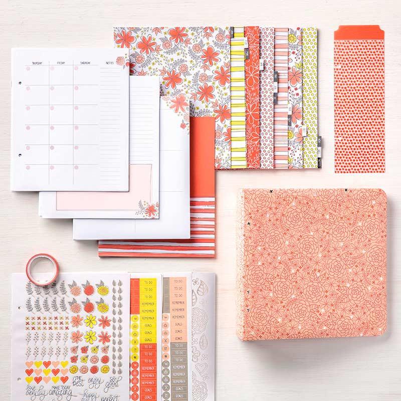 Big Plans Planner Kit