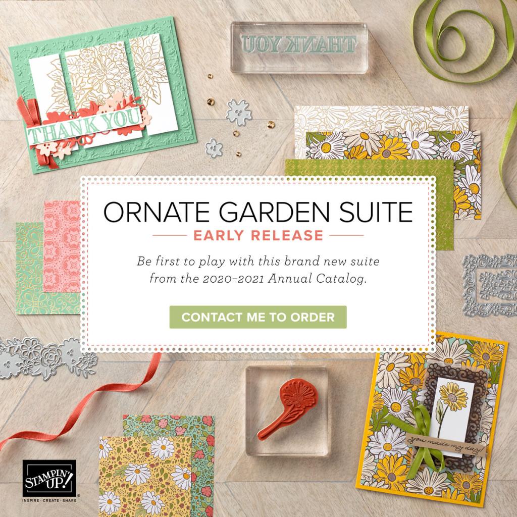 Ornate Garden Suite Graphic